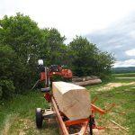 Mobiles Sägewerk Woodmizer LT20